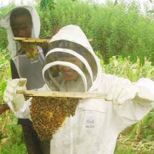 Beekeeping is beneficial to our villages!